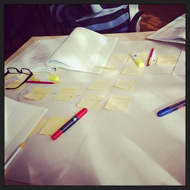 Projektledarna på emrahus sitter i skolbänken hos Novo för att bli ännu bättre projekledare.#projekt #novo #skolbänken #emrahus