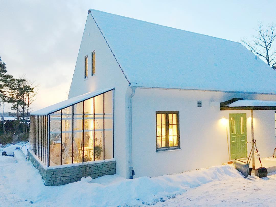 Gotland passivhus